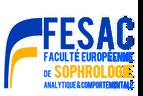 FACULTE EUROPEENNE SOPHROLOGIE